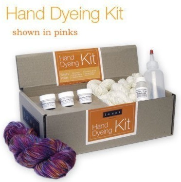 Hand Dyeing Kit